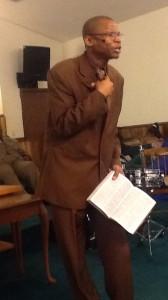 Pastor in Church1